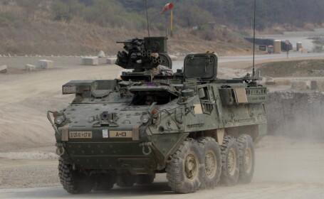 armata SUA - getty