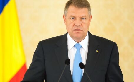 klaus iohannis - presidency