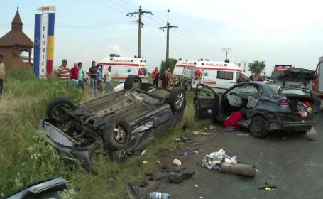 accident Buzau -stiri