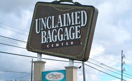 Unclaimed Baggage Center