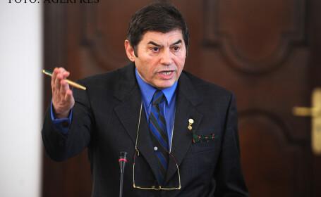 Mihail Vlasov, fost presedinte al Camerei de Comert si Industrie a Romaniei (CCIR) FOTO AGERPRES