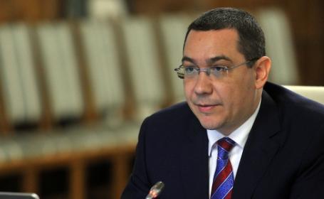 Primele declaratii ale lui Ponta dupa operatie: \