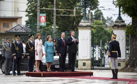 Carmen Iohannis Agerpres