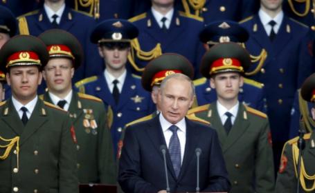 Reactia NATO si avertizarile Berlinului dupa ce Putin a vorbit despre cele 40 de rachete balistice intercontinentale noi
