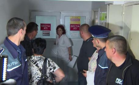Ancheta dupa moartea suspecta a unui bebelus, in Spitalul Tg. Jiu, imediat dupa nastere. Ce s-a stabilit dupa necropsie