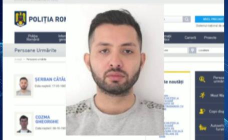 Tanarul care a injunghiat un barbat in Centrul Vechi a fost prins in Spania, dupa o luna. Unde voia sa fuga Catalin Serban