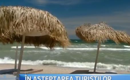 Mii de turisti sunt asteptati la mare in acest weekend. Cat costa o noapte de cazare in Vama Veche