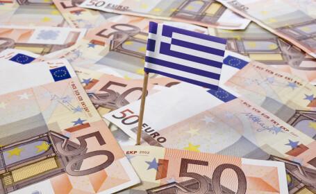 Grecia, euro, finante, banci
