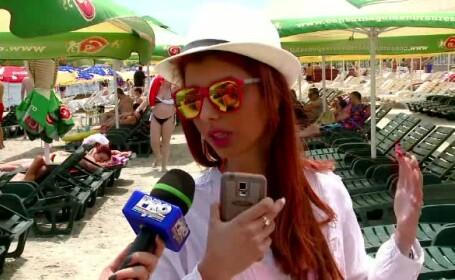 Scumpirea preturilor pe litoral nu i-a speriat pe turisti, care au venit cu miile. \