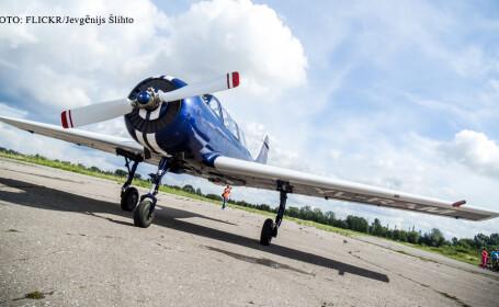 Doua avioane au fost furate in Rusia chiar de pe pista aeroportului. Unul dintre ele se indrepta spre capitala