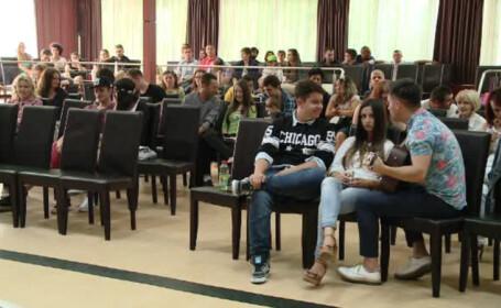 preselectii Vocea Romaniei la Timisoara
