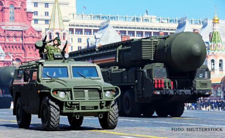 Oficial rus: Romania va deveni automat tinta pentru rachete NUCLEARE. Armele de care scutul american nu ne poate apara