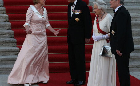 regina in Germania