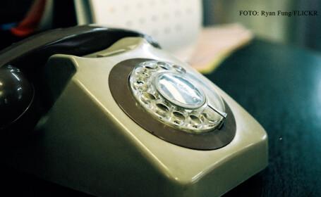 Cea mai noua escrocherie prin telefon: \