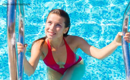 De ce avem ochii rosii cand iesim din piscina. Descoperirea care te va face sa nu mai vrei sa intri in apa