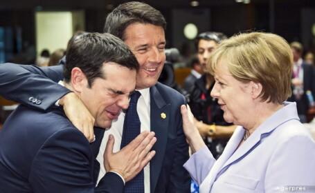 Merkel, catre Tsipras: Acceptati \