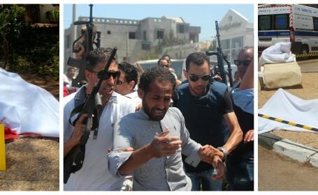 ATAC IN TUNISIA: Cel putin 37 de morti si zeci de raniti. Turisti din Belgia, Germania si Marea Britanie sunt printre victime