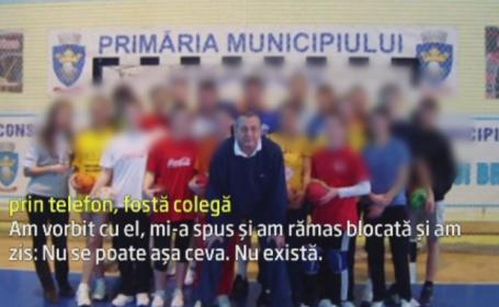 Ion Tibru, antrenor de handbal din Capitala, arestat pentru ca ar fi abuzat sexual cel putin 7 fete pe care le pregatea