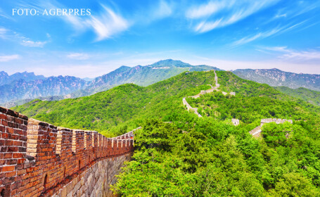 O treime din Marele Zid Chinezesc a fost FURATA. \