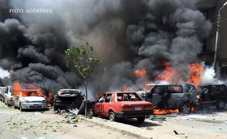 Atentat cu bomba in Egipt: procurorul general a fost ucis. Ce grupare a revendicat atacul