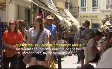 Plecati cu bani lichizi la voi si atentie la greva de la feriboturi. Sfaturi pentru turistii care vor sa plece in Grecia