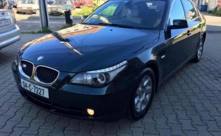 Un roman a postat imaginea cu BMW-ul care i-a fost furat pe contul sau de Facebook. Ce s-a intamplat dupa 3 zile