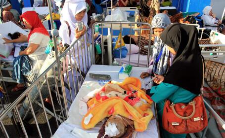 Cutremur cu magnitudinea 6,5 in largul insulei indoneziene Sumatra. Inca nu se cunoaste numarul victimelor