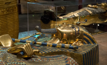 Tutankhamon - Getty
