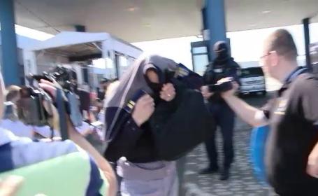17 politisti de frontiera, inclusiv seful PTF Moravita si un sef de tura, arestati preventiv in dosarul de contrabanda