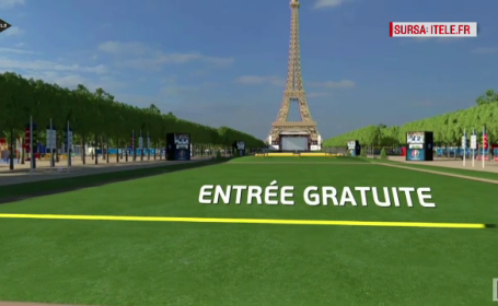 zona fani Paris
