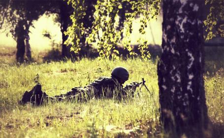soldat rus la antrement