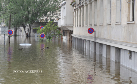 inundatii Paris