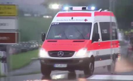 O fetita de doi ani a murit dupa ce a cazut in haznaua din curtea casei, in Galati. Politia a deschis o ancheta in acest caz