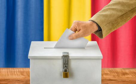 vot in Romania - Shutterstock