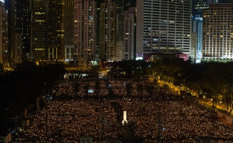 Piata Tiananmen Agerpres