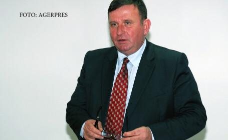 Vasile Paval, primarul municipiului Vaslui
