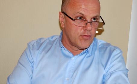 Presedintele PNL Resita si candidatul partidului la Primaria Resita, Ioan Popa,