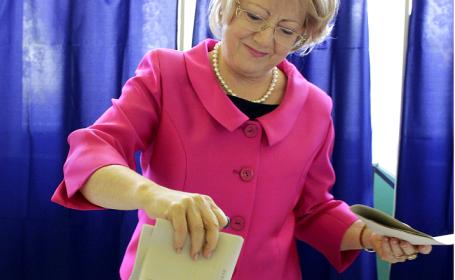 Astrid Cora Fodor, primarul Sibiului