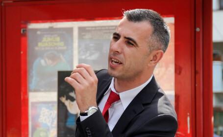 Adrian Mocionoiu, candidat PSD Slobozia