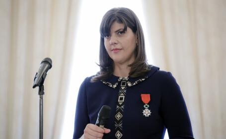Laura Codruta Kovesi - Agerpres