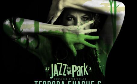 Teodora Enache si Benny Rietveld Quintet deschid festivalul Jazz in the Park 2016 cu un concert de exceptie