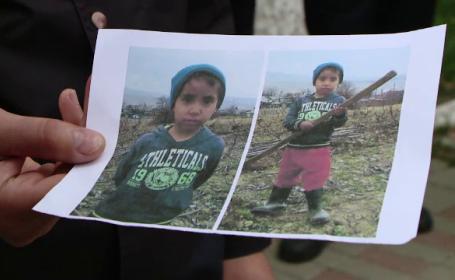 Baietelul de 5 ani, disparut de o saptamana de acasa, a fost gasit mort la 200 de metri de unde locuia. Descoperirea macabra