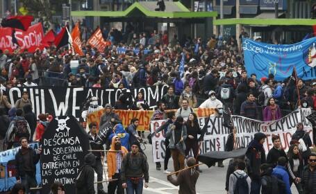 protest Chile