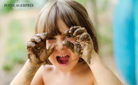 copil murdar