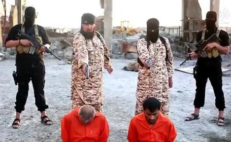 un terorist ISIS isi executa propriul frate