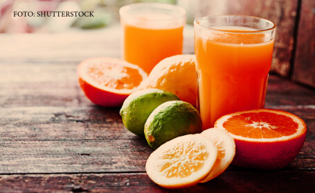 suc de fructe, citrice
