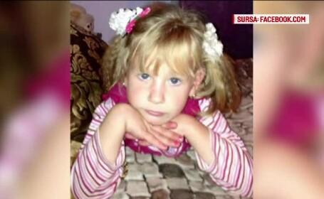 Fetita de 7 ani, ucisa pe \