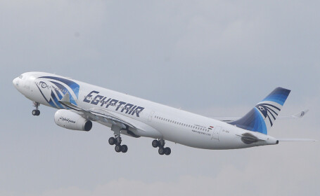 EgyptAir - Agerpres