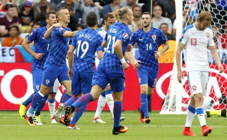 LIVE BLOG UEFA EURO 2016: Italia reuseste calificarea dupa victoria in fata Suediei. Cehia - Croatia 2-2