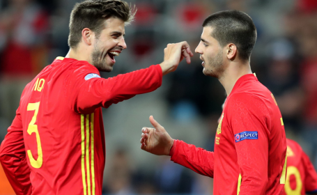 SPANIA - TURCIA 3-0. Spania e in optimi dupa o victorie spectaculoasa. REZUMAT VIDEO